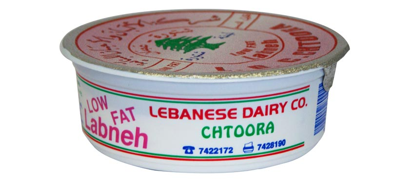 Labneh Chtoora Small L/Fat 225g