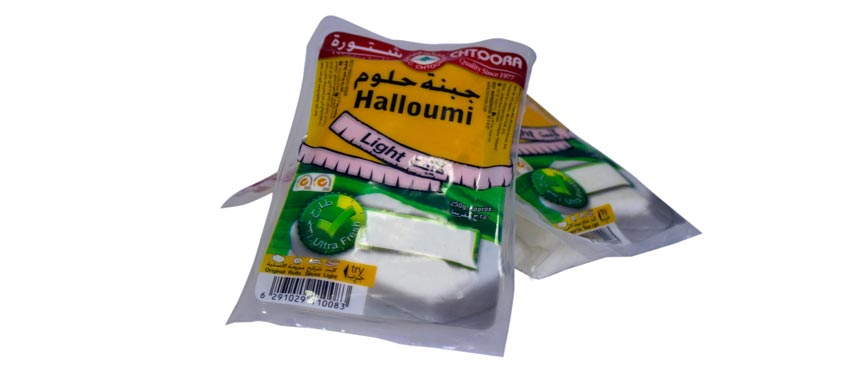 Fresh Halloumi Light 250g