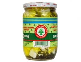Cheese Low Fat w/Oil 600g